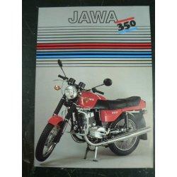 Prospekt Jawa 350/638