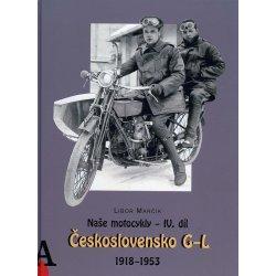 Naše motocykly - IV. díl - Československo G-L